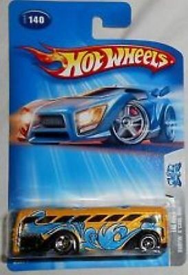 Hot Wheels Tag Rides Surfin' S'cool Bus #140