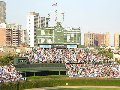 2 Bleacher Tix - BONUS VIP Early Entrance Chicago Cubs vs Cardinals 9/19/15