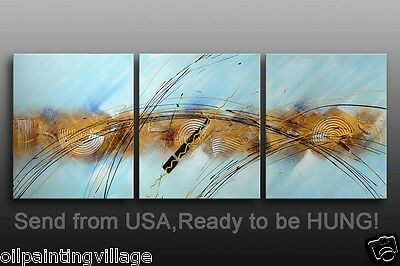 Oil Painting Canvas Modern Abstract Art Deco Gallery