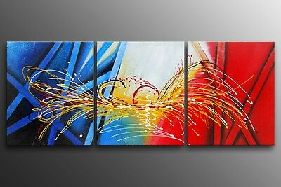 OIL PAINTING CONTEMPORARY MODERN ABSTRACT ART