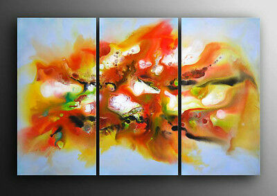 Original Modern Abstract Oil Painting on Canvas Original Contemporary Art Deco