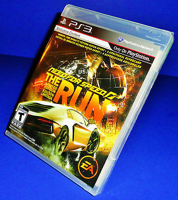 NEW! Need for Speed: The Run -- Limited Edition (PS3) Buy 1, Get 1 For 20% OFF