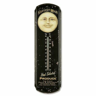 Harvest Moon Thermometer - Vintage Advertisement - New Reproduction