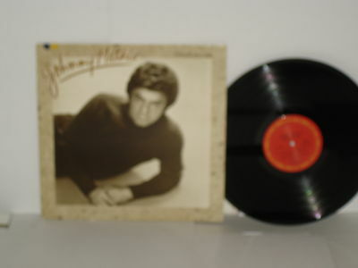 JOHNNY MATHIS Friends In Love LP Vinyl Record Dionne Warwick Somethin's Goin' On