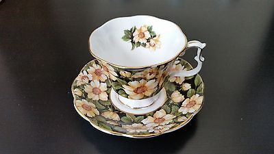 Royal Albert Tea Cup and Saucer Set Diana