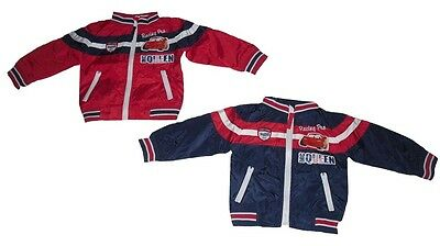 Baby Boys Jacket Raincoat Disney Cars