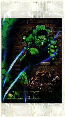 HULK H2 FLA-VOR-ICE PROMO CARD NEW & SEALED 2003 Inkworks Prize Distribution