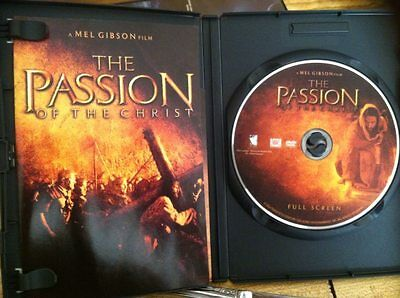 The Passion of the Christ (DVD, 2004, Pan & Scan)