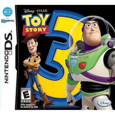 Toy Story 3 The Video Game Nintendo DS (Game Only) #50984