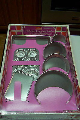 1960's/1970's Chilton Aluminum Cook, Bake and Serve Set NRFB