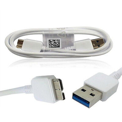 USB Charger Cord Data Sync Cable for Samsung Galaxy S5 Note 3 III N9000 N9005