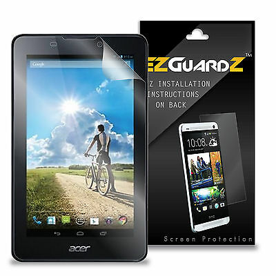 3X EZguardz LCD Screen Protector Cover HD 3X For Acer Iconia Tab 7 A1-713 HD