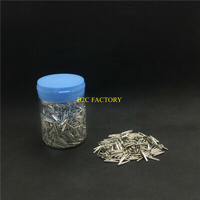 1000 pcs Dental Lab Zinc Alloy  Dowel Pins Short