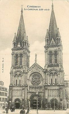 50 Coutances Cathedrale 10193
