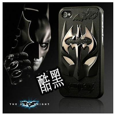 New Deluxe 3D Cool Batman Hard Back Skin Case Cover For iPhone5 5S BF01-2