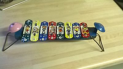 Greenmonks combex, all characters tin xylophone, magic roundabout, 1968
