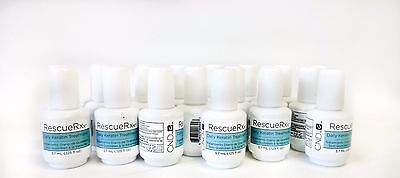 CND Creative Nail Keratin Treatment RESCUERXx Rescue Rx rescuer .125oz U choosse