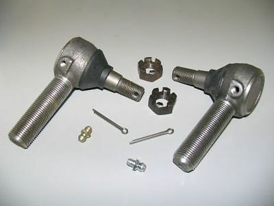 2 Tie Rod Ends 1953-56 Ford Truck F350 P350 NEW