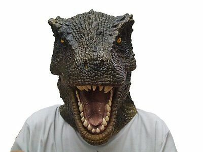 T-REX Tyrannosaurus Rex Dinosaur Mask Cosplay Costume Party japan new.