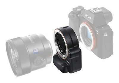 Sony LA-EA4 Objektivadapter LAEA4 ! A-Mount Adapter für 35mm E-Mount ! A7 ! A7R
