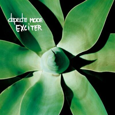 Depeche Mode - Exciter - Depeche Mode CD IVVG The Cheap Fast Free Post The Cheap
