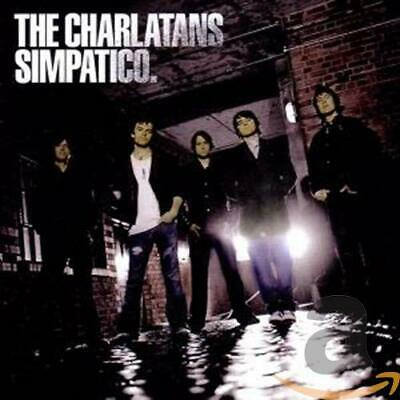 The Charlatans - Simpatico - The Charlatans CD UWVG The Cheap Fast Free Post The