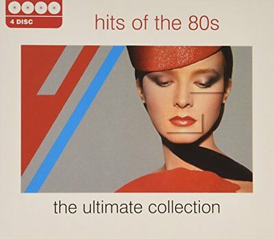 Various Artists - Hits Of The 80's: The Ultimate Co... - Various Artists CD R8VG
