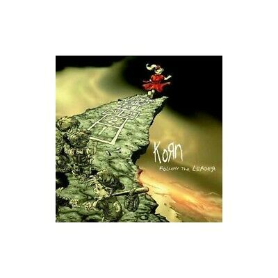 Korn - Follow the Leader - Korn CD V0VG The Cheap Fast Free Post The Cheap Fast