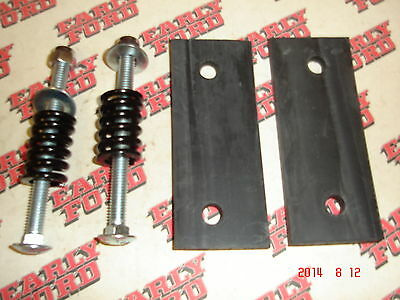 1948 1949 1950 1951 1952 Ford pickup radiator support to frame pad and bolt kit