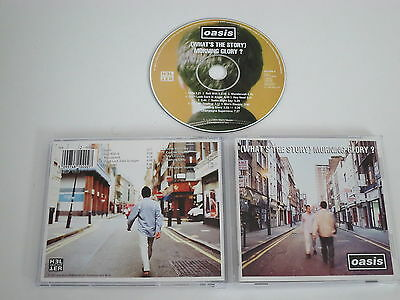 OASIS/(WHAT´S THE STORY) MORNING GLORYß(HELTER SKELTER HES 481020 2) CD ALBUM