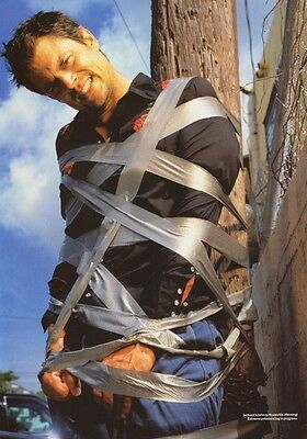 JOHNNY KNOXVILLE Jackass PHOTO Print POSTER TV Show Movie 001