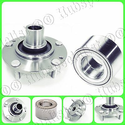 1 FRONT WHEEL HUB BEARING ASSEMBLY FOR 2003-2006 KIA SORENTO RWD 2WD WITH ABS