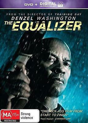 Equalizer, The - DVD Region 4 Free Shipping!