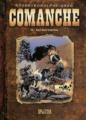 Comanche 15. Red Dust Express - Greg -  9783868692716