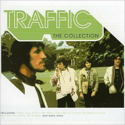 Traffic COLLECTION Best Of 17 Songs ESSENTIAL New Sealed CD