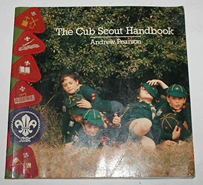 Cub Scout Handbook by The Scout Association Paperback Book The Cheap Fast Free