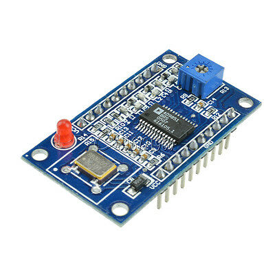 DDS Signal Generator Module 0-70MHz AD9851 2 Sine Wave and 2 Square Wave