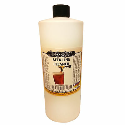 32oz Concentrated Draft Beer Line Cleaner Solution Commercial/Industrial Grade