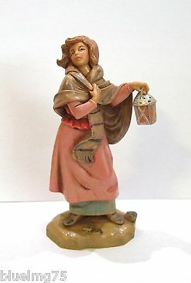 "Fontanini Nativity Collection 5"" Scale Elisabeth #75502 NEW IN BOX (F3)"