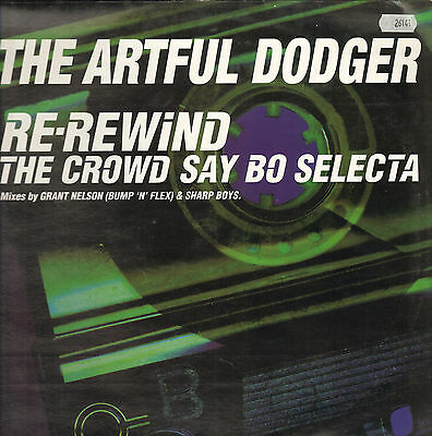 ARTFUL DODGER - Re-Rewind The Crowd Say Bo Selecta - Epic