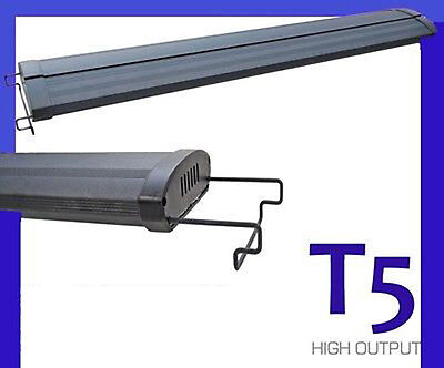 "T5 Aquarium Light 36"" Fish tank T5  Two TUBES unit  90cm to 100cm"