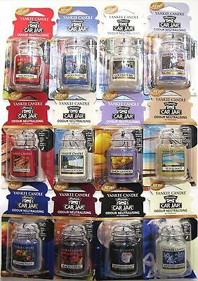 Yankee Candle 3D Ultimate Car Jars / Car Air Freshener