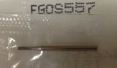 FGOS 557 ( Surgical Shank )High Quality Carbide Burs 4x10/pk Made In Canada