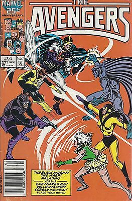 1986 Marvel Comics-The Avengers No. 271-Breakaway!!