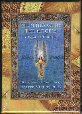 NEW Doreen Virtue Healing With The Angels Oracle Cards Deck