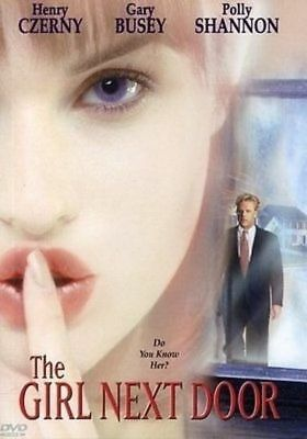 The Girl next door Henry Czerny Polly Shannon new Sealed region 4 dvd stockPerth