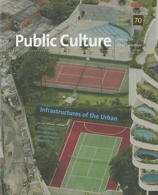 Infrastructures of the Urban by Craig Calhoun Paperback Book (English)
