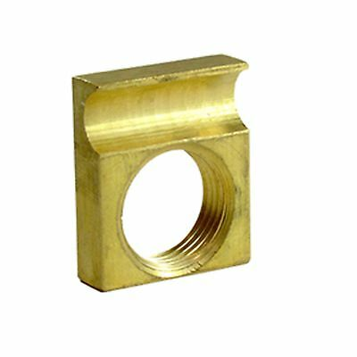 Brass Draft Beer Shank Cold Block for Glycol Chilling Line Kegerator