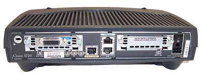 CISCO - CISCO1720 - 1720 Modular Access Router