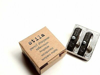 Stila Make Up Pencil Sharpener in box  ❤ Buy 5 & Get 1 Free! ❤ Eye & Lip Pencils